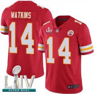Chiefs Sammy Watkins Super Bowl LIV Jersey